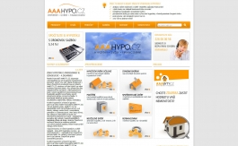 corporate home page